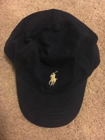 Boys Ralph Lauren baseball cap