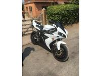 Yamaha R1 low mileage 9k full service history