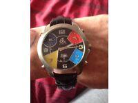 5 Time Zone Jacob & Co Watch