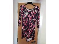 Club L floral dress