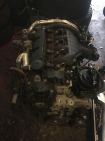 VOLVO S40 V50 C30 2004-2009 2.0 D DIESEL ENGINE D4204T 82 000 MILEAGE gearbox available