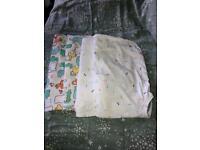 GRO swaddles & sleeping bags