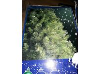 Christmas Tree 6ft 6 inch Dew effect Big and bushy