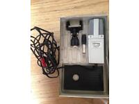 Ross RE-373 Electret Condenser Stereo Microphone