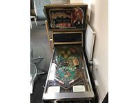 LIMITED EDITION PINBALL MACHINE