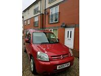 Citreon berlingo m space 11 month mot 05 plate px welcome £750