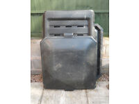 Composter Bin made up of 6 pieces (flat packed) for easy storage
