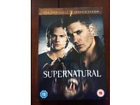 DVD - Supernatural - Season 7