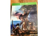 Xbox one monster hunter