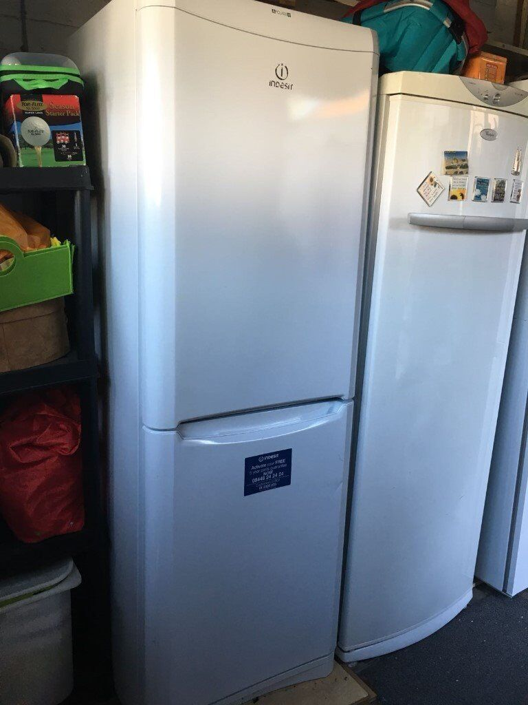 Indesit Fridge Freezer - Frost Free