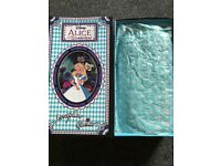 Alice in wonderland irregular choice flats size 4