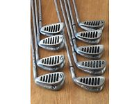 Tiger Shark, Great White Golf Irons - 3 to Sand Wedge