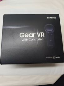 Gear VR with remote