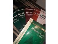10 GCSE revision books