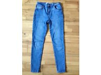 Ladies Skinny Jeans, 3 Pairs, all size 10