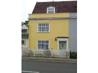 Minsmere cottage, 3 bed holiday cottage in Yoxford, Suffolk. short lets also welcome