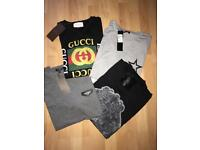 Men's designer T Shirts - Gucci Givenchy Philipp Plein