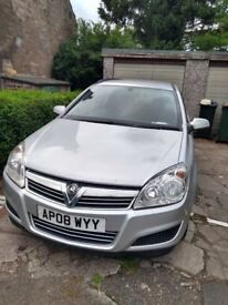 Vauxhall Astra Club CDTI 100 Diesel 1.7 Estate (2008). Nice car to drive, good mileage for age.