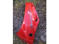 SUZUKI BANDIT 600/1200 MK1 TOP FAIRING PANELS