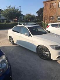 Genuine BMW roof racks e87-e90