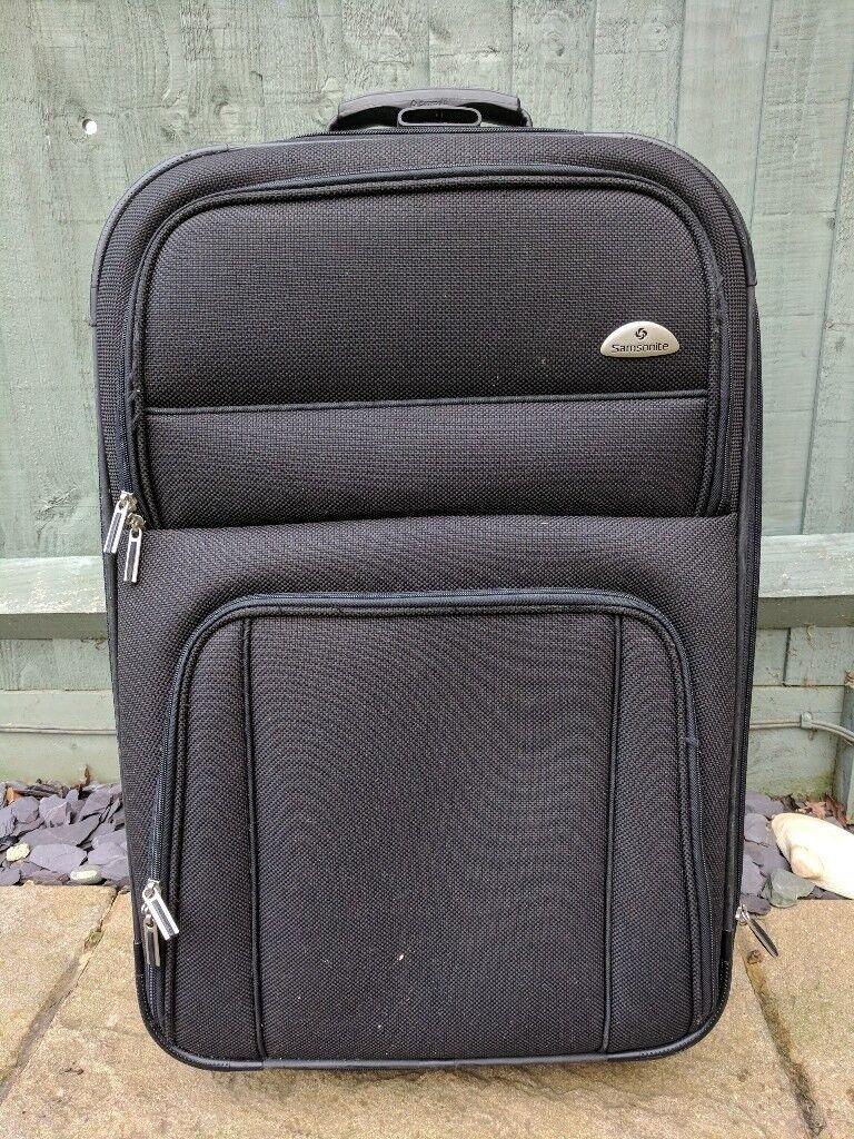 Samsonite streamline 3000 suitcase, used.