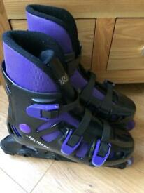 Inline roller boots size 5