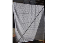 White Net Curtains Nets (3 different sizes and lengths) for sale worth 90 pounds BARGAAAIN