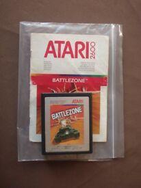 ATARI 2600 - BATTLE ZONE