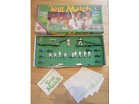 Peter Pan Playthings Test Match cricket Board Game