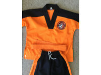 Tiger Cubs taekwondo uniform - age 4