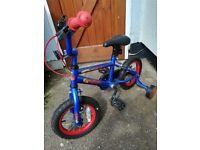 "Kids 12"" Dragon bike"