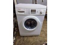 7 KG Bosch Washer Dryer Digital Display New Model