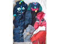 Boys clothes bundle 12-18 months