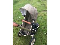 Mothercare Experia rose gold pushchair