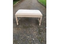 Footstool - French country style