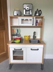 Ikea Kids Play Kitchen & Accessories