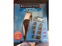 Remington hair clippers free
