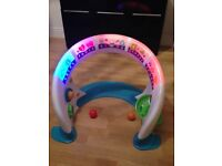 Fisher price light and sound bar