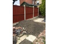 Free Garden Soil and rubble at Penistone