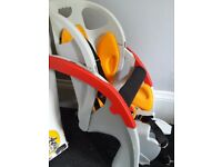 Copilot Limo child rear bike seat