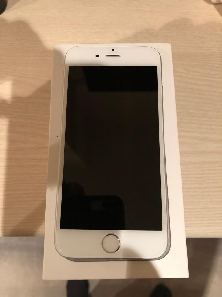 APPLE IPhone 6 - 16GB - Silver (Vodafone)