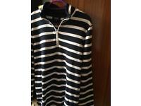 2 Maine zipped tops size 12