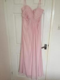 Blush bridesmaids dresses size8 and 16 new with tags on paid 159 each