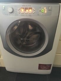 Hotpoint aqualtis washer dryer