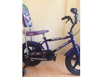 Boys' Chopper style bike - age 4-7