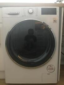 LG FH4U2VCN2 9KG Washing Machine