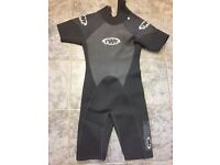 TWF Junior small wetsuit age 10-11
