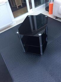 Lovely Black Glass Unit.