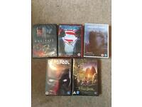 DVDs new movies