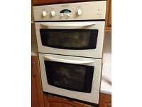 Electrolux integrated double oven